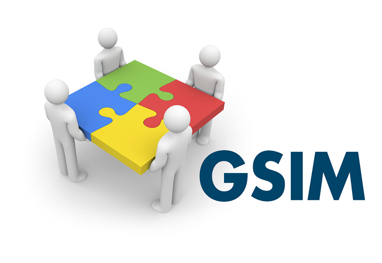 Clickable GSIM